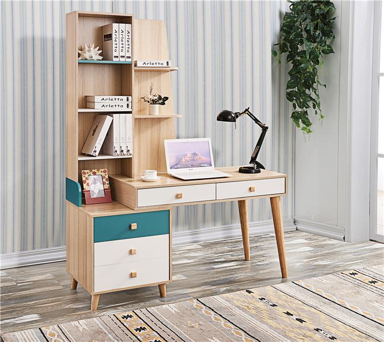 板式书桌/电脑桌02